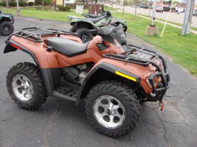 06 Can Am Outlander 800 Xt Manual