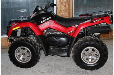 Can Am Outlander 800 >> 2008 Can-Am Outlander 800 H.O. EFI XT 4x4 For Sale : Used ATV Classifieds