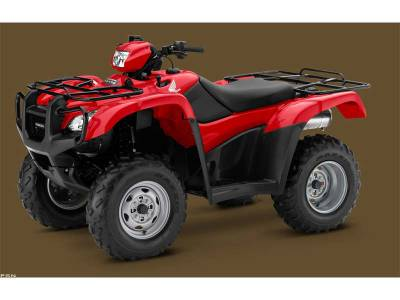 2007 honda trx 500 es service manual