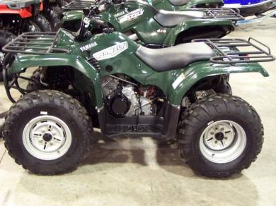 2007 Yamaha Grizzly 350 Auto. 4x4 For Sale : Used ATV Classifieds