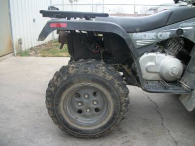 Motorcycle Tire Sizes >> 2005 ARCTIC CAT 400 4X4 For Sale : Used ATV Classifieds