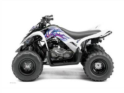 2013 yamaha raptor 90 for sale used atv classifieds. Black Bedroom Furniture Sets. Home Design Ideas