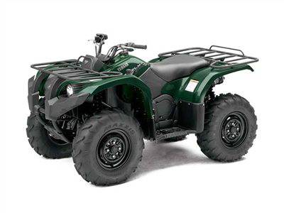 2014 yamaha grizzly 450 auto 4x4 eps for sale used atv for Used yamaha rhino 450 for sale