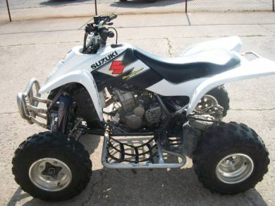 2004 suzuki ltz400 for sale : used atv classifieds