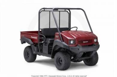 2009 kawasaki mule 4010 4x4 for sale used atv classifieds. Black Bedroom Furniture Sets. Home Design Ideas