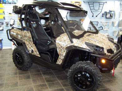 Can Am Commander For Sale >> 2012 Can Am Commander 1000 Xt For Sale Used Atv Classifieds