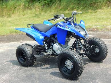 2012 yamaha raptor 125 for sale used atv classifieds. Black Bedroom Furniture Sets. Home Design Ideas