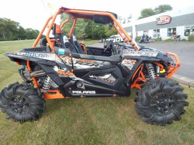 used 2015 polaris rzr xp 1000 eps high lifter edition for sale used atv classifieds. Black Bedroom Furniture Sets. Home Design Ideas