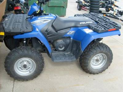 2006 polaris sportsman 450 for sale used atv classifieds. Black Bedroom Furniture Sets. Home Design Ideas