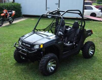 2008 polaris ranger for sale used atv classifieds. Black Bedroom Furniture Sets. Home Design Ideas