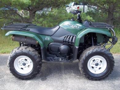 2005 yamaha grizzly 660 4wd for sale used atv classifieds. Black Bedroom Furniture Sets. Home Design Ideas