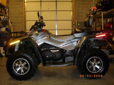 2007 can am outlander for sale used atv classifieds. Black Bedroom Furniture Sets. Home Design Ideas