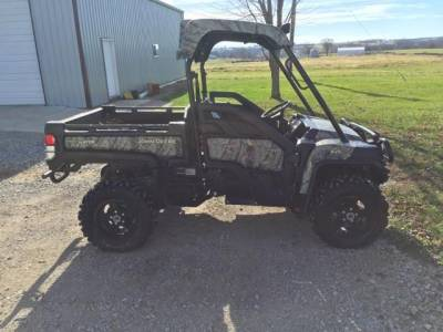2014 john deere gator xuv 4x4 for sale used atv classifieds. Black Bedroom Furniture Sets. Home Design Ideas