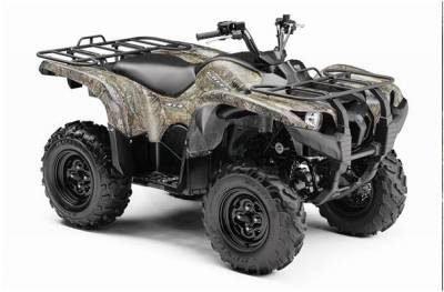 Yamaha grizzly 550 problems