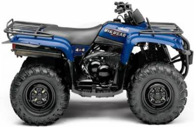 What Is The Length Of A Yamaha Big Bear