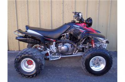 2003 yamaha warrior 350 for sale used atv classifieds. Black Bedroom Furniture Sets. Home Design Ideas