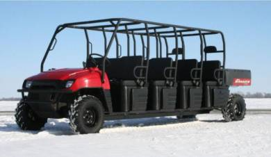 2008 polaris ranger crew 700 for sale used atv classifieds. Black Bedroom Furniture Sets. Home Design Ideas