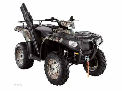 2011 Polaris Sportsman Xp 850 Eps Browning Le For Sale