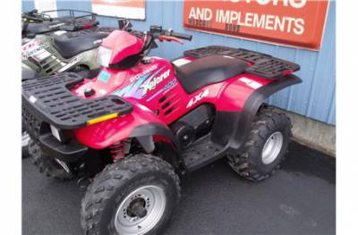 1996 Polaris Xplorer 4X4 http://www.atv.com/classifieds/.../1996-polaris-400-xplorer-AT103040078B8.html