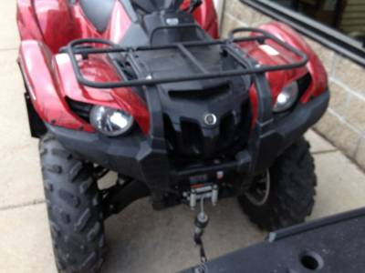 Yamaha Grizzly Special Edition Package