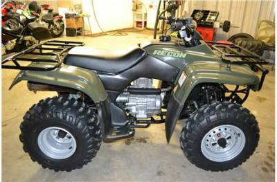 Used Honda Four Wheelers For Sale >> 2000 Honda TRX250 For Sale : Used ATV Classifieds