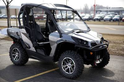 Can Am Commander For Sale >> 2014 Can-Am Commander 1000 Limited For Sale : Used ATV ...