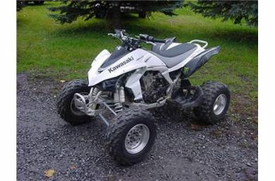 2008 Kawasaki KFX 450R For Sale : Used ATV Classifieds