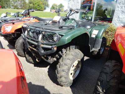 2003 yamaha grizzly 660 for sale used atv classifieds for Yamaha grizzly 660 tracks