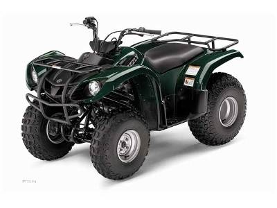 2008 yamaha grizzly 125 automatic for sale used atv. Black Bedroom Furniture Sets. Home Design Ideas