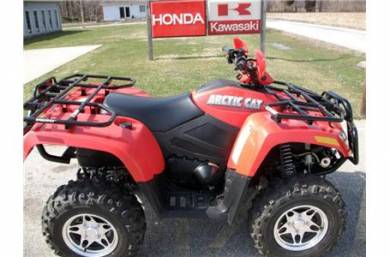 2007 Arctic Cat 650 H1 For Sale Used Atv Classifieds