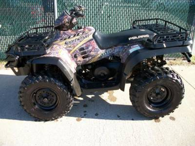 2004 Polaris 500 Sportsman For Sale Used Atv Classifieds