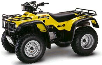 Used Honda Four Wheelers For Sale >> 2003 Honda FourTrax® Foreman® S TRX450FM For Sale : Used ...