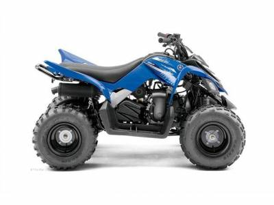 2012 yamaha raptor 90 for sale used atv classifieds. Black Bedroom Furniture Sets. Home Design Ideas