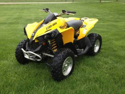 2009 can am renegade for sale used atv classifieds. Black Bedroom Furniture Sets. Home Design Ideas