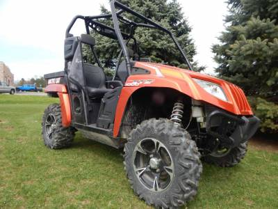 Arctic Cat Prowler Xtz  For Sale