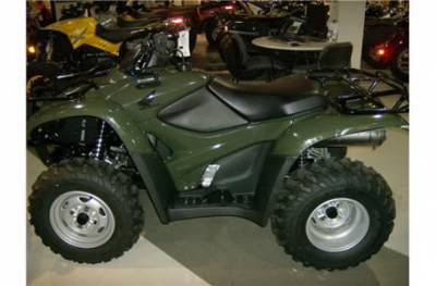 2010 honda rancher 420 manual