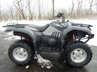 Used 2006 yamaha grizzly 660 auto 4x4 special edition for for 2006 yamaha grizzly 660 battery