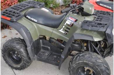 2004 polaris sportsman 90 for sale used atv classifieds. Black Bedroom Furniture Sets. Home Design Ideas