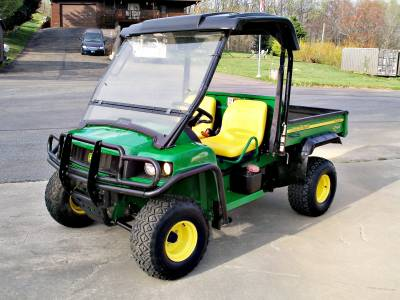 2007 john deere gator high performance for sale used atv classifieds. Black Bedroom Furniture Sets. Home Design Ideas