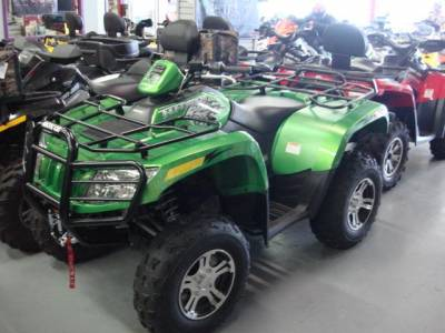 Thundercat 1000  Sale on 2010 Arctic Cat Thundercat   1000 H2 Le For Sale   Used Atv