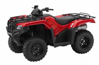 2016 honda fourtrax rancher 4x4 dct eps for sale used atv classifieds. Black Bedroom Furniture Sets. Home Design Ideas