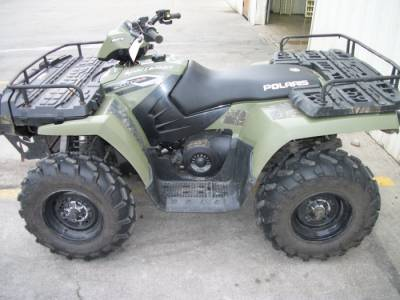 Yamaha Motorcycles For Sale >> 2006 POLARIS 500 SPORTSMAN For Sale : Used ATV Classifieds