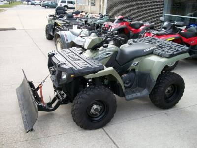 2006 polaris 450 sportsman for sale used atv classifieds. Black Bedroom Furniture Sets. Home Design Ideas