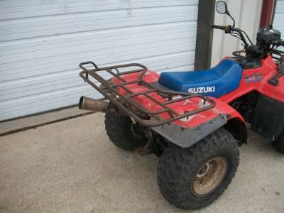 Yamaha Atv For Sale >> 1988 SUZUKI LTF250J For Sale : Used ATV Classifieds