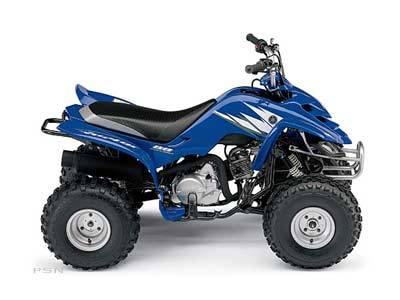 2006 yamaha raptor 80 for sale used atv classifieds. Black Bedroom Furniture Sets. Home Design Ideas