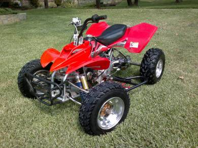 2006 Baja Storm 125 For Sale Used Atv Classifieds