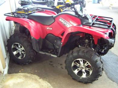 2008 yamaha grizzly 700 fi auto 4x4 eps for sale used atv classifieds. Black Bedroom Furniture Sets. Home Design Ideas