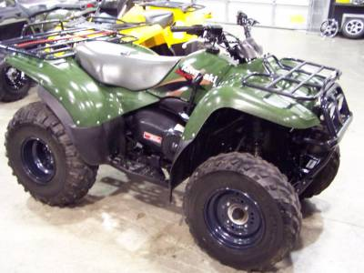 2000 kawasaki prairie 300 2x4 for sale : used atv classifieds
