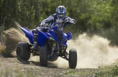 2008 Yamaha RAPTOR 350 For Sale : Used ATV Classifieds