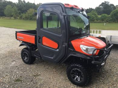 2014 kubota rtv x1100c for sale used atv classifieds. Black Bedroom Furniture Sets. Home Design Ideas